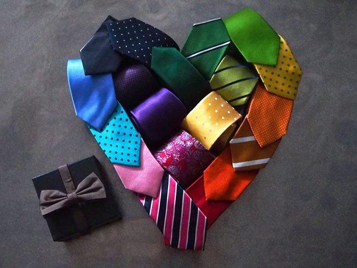 Valentines Day ties
